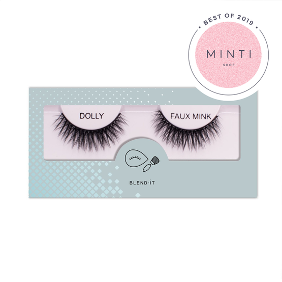 BLEND IT Umělé řasy DOLLY FAUX MINK